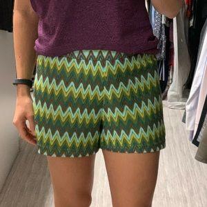 Super cute colorful shorts!